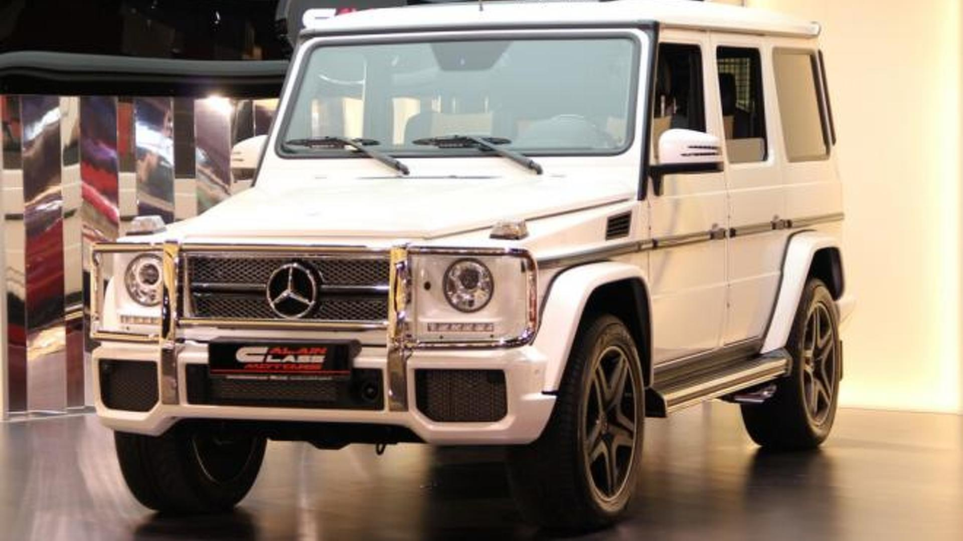 Several mercedes benz g65 amg for sale in dubai for Mercedes benz g65