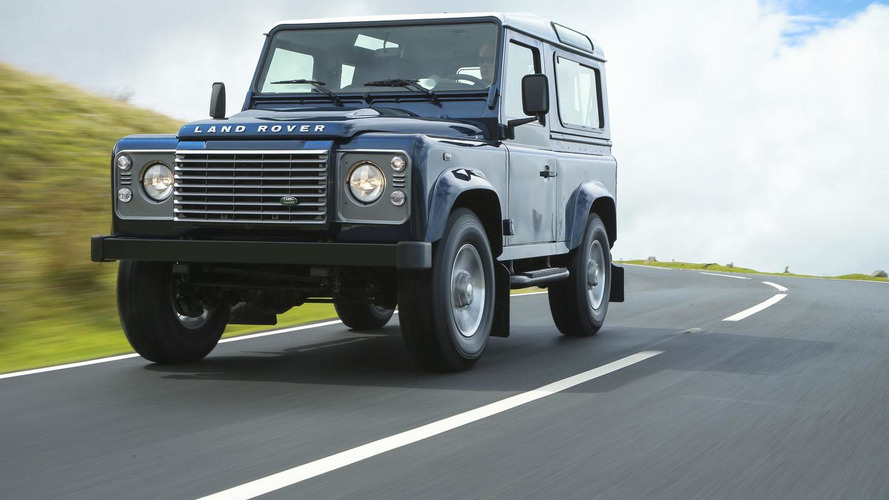 Land Rover confirms final special edition Defender by SVO