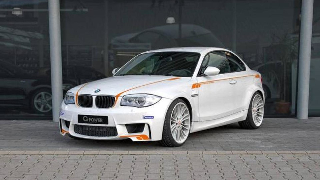 BMW 1M Coupe by G-Power