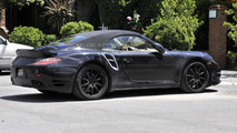 2013 Porsche 911 Turbo Cabrio spy photo 18.6.2012