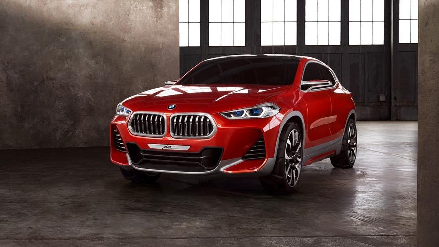 BMW X2 konsepti Paris'te üretim modelinin ipuçlarını verdi