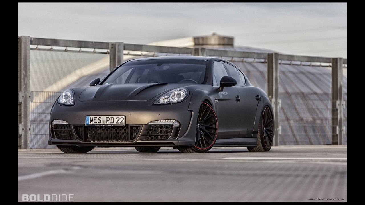 Prior Design Porsche Panamera Prior600 WB