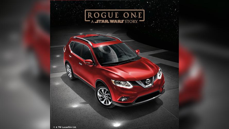 Nissan, Star Wars ile reklam anlaşması imzaladı