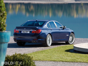 Alpina BMW B7 Bi-Turbo