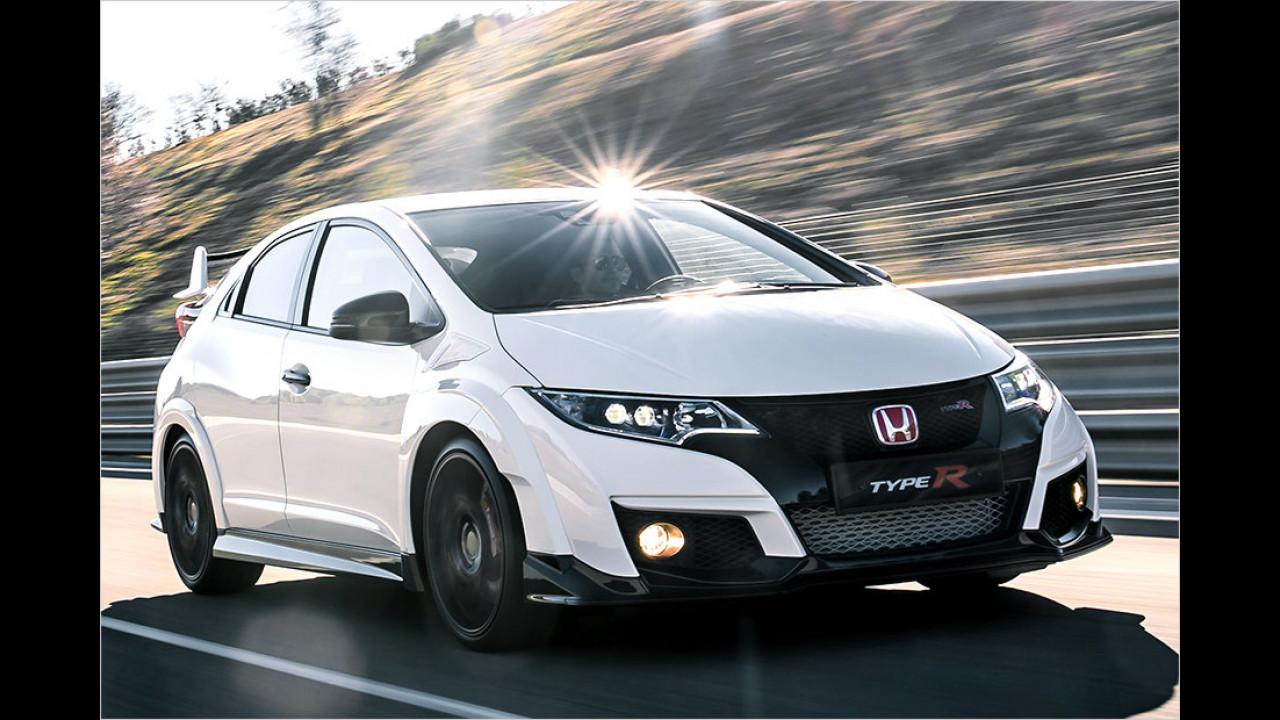 Honda Civic Type R: Preis fix