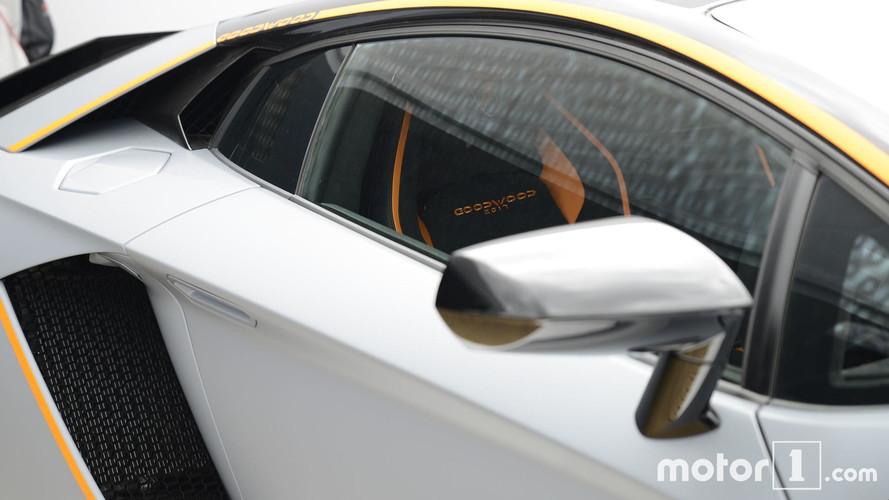 2017 - Lamborghini Aventador S Goodwood Festival of Speed
