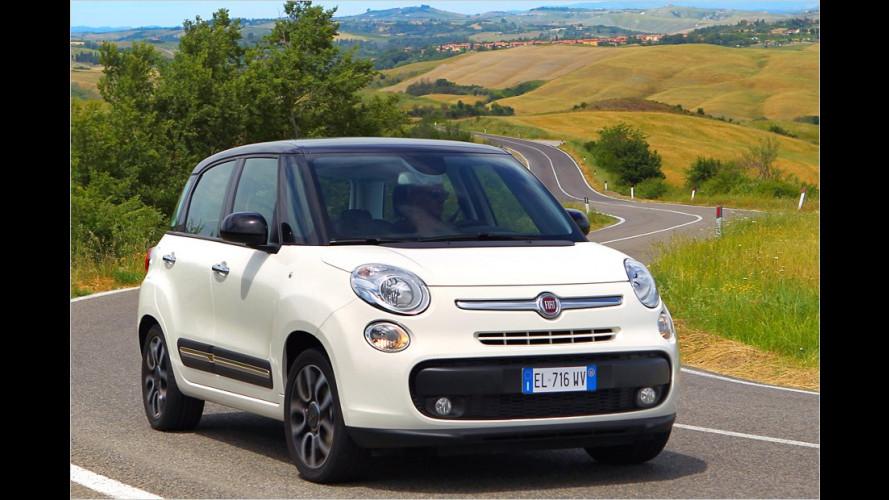Fiat 500L: Preis steht nun fest
