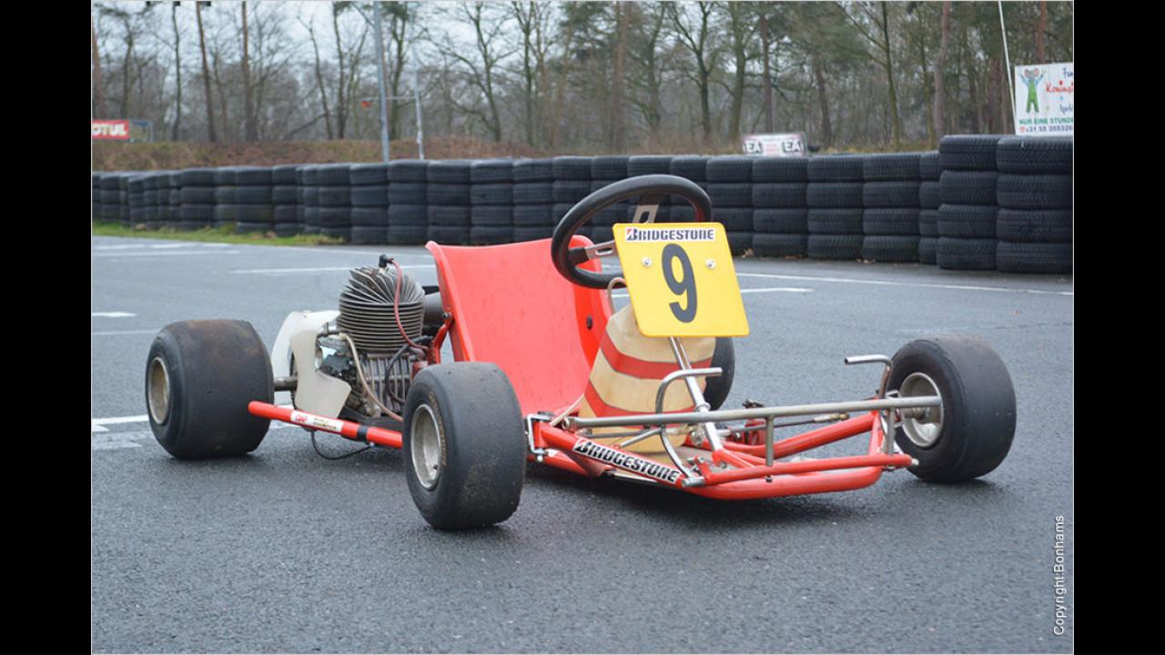 DAP Kart (1981), Vorbesitzer Ayrton Senna: 59.720 Euro