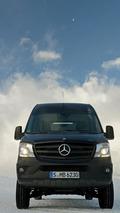 2014 Mercedes Sprinter 4x4 05.12.2013