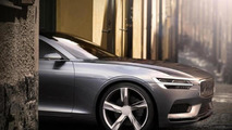 Possible Citroen DS9 concept leaked photo 24.08.2013