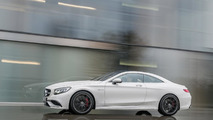 2014 Mercedes-Benz S63 AMG Coupe