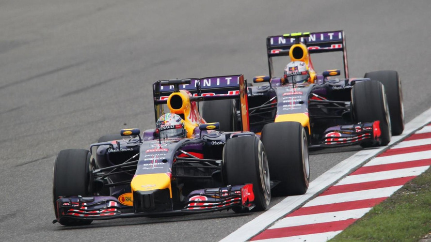 Ricciardo beating Vettel 'surprise of the season'