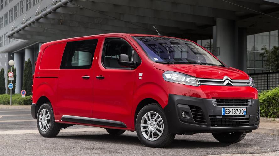 PSA inicia produção das vans Jumpy e Expert no Uruguai