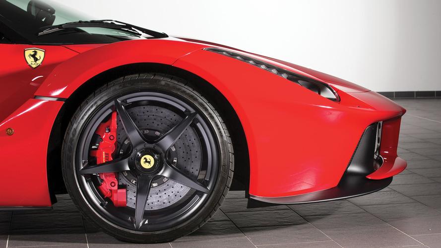 Ferrari LaFerrari RM Sotheby Auction