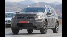 Erlkönig: Dacia Duster