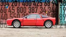 Lancia Motor Math