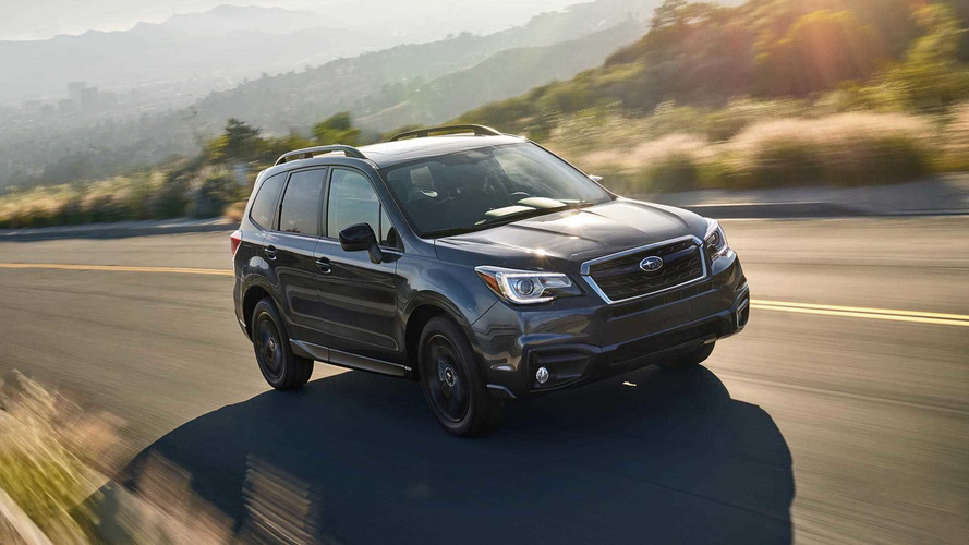 2018 Subaru Forester Black Edition