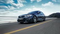 BMW 5 Series L (Aks Mesafesi Uzatılmış Versiyon)
