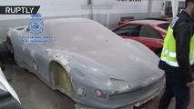Les fausses Ferrari et Lamborghini en Espagne