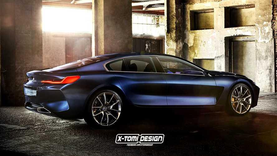 BMW 8 Serisi Gran Coupe, sonbahar 2019'da görücüye çıkabilir