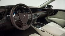 New Lexus LS revealed