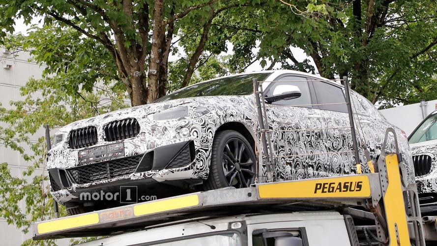 Próximo SUV da BMW no Brasil, X2 é flagrado pela dianteira