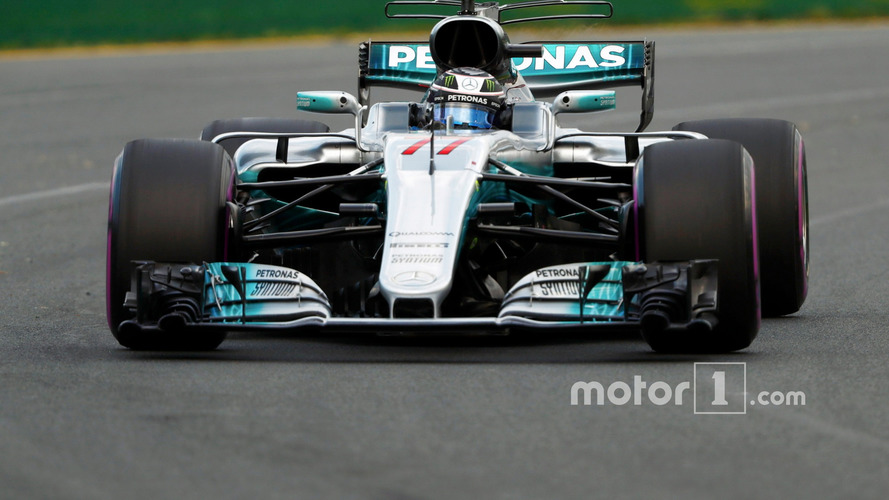 High Grip F1 Cars Hit 8G In Melbourne
