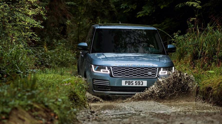 2018-as Land Rover Range Rover