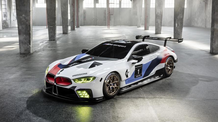 BMW M8 GTE Revealed As Brand Prepares Its Le Mans Return