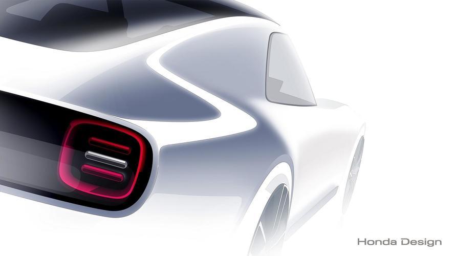 Honda Sports EV, future star du salon de Tokyo ?