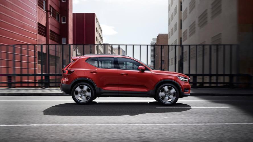 Volvo, XC40'a daha verimli türevler getirecek