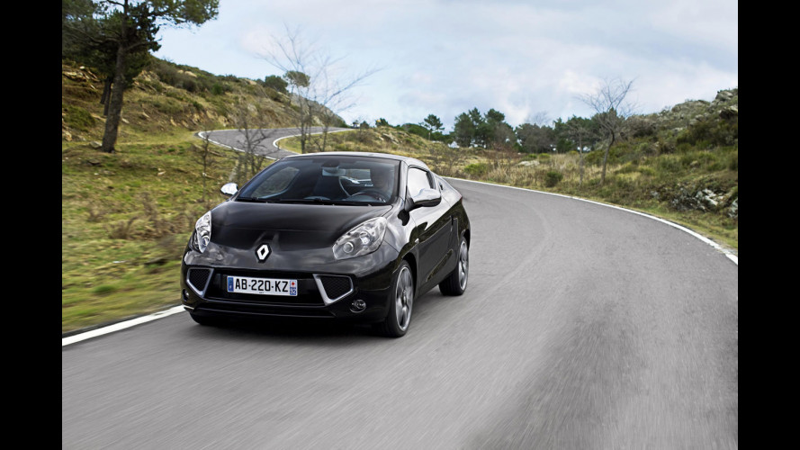 Renault Wind, impressioni open air
