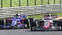 Toro Rosso y Haas