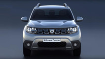 Dacia Duster side-by-side comparison