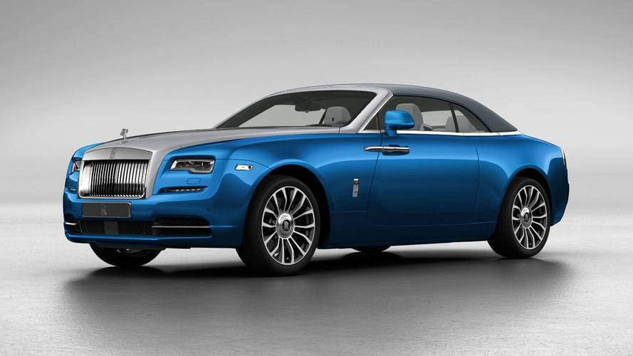 His And Hers Rolls-Royces Make Lovely Presents For The Super-Rich