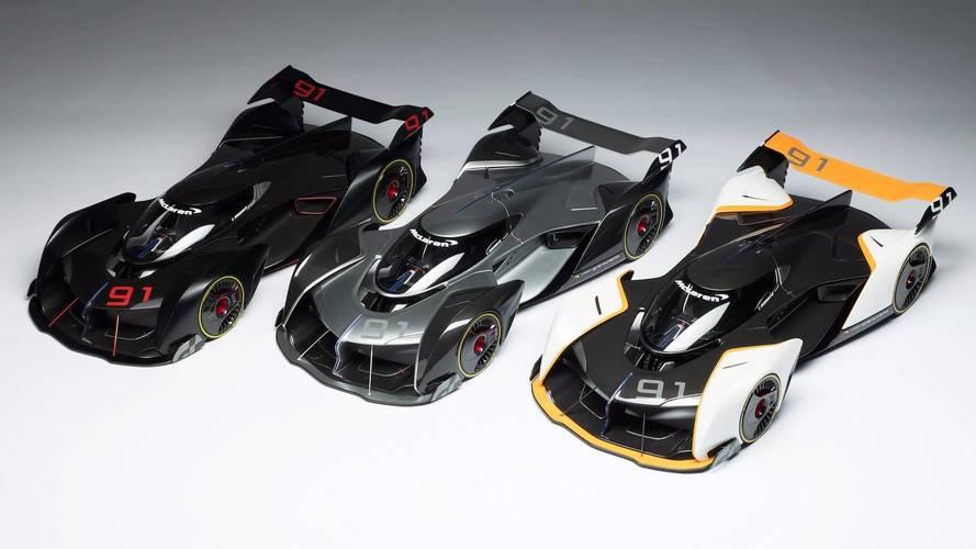 ¿Te gustan los coches a escala? No te pierdas este McLaren de Amalgam