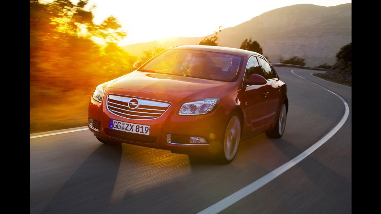 Opel Insignia Model Year 2012