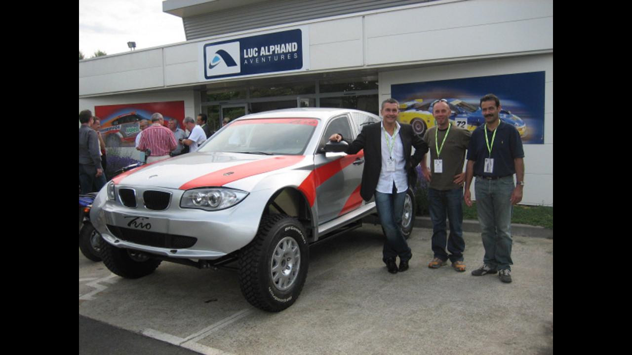 BMW Serie 1 Dakar