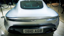Aston Martin DB10 concept during UK tour
