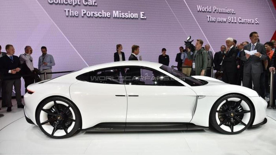 Porsche EV codenamed J1, will ride on bespoke platform