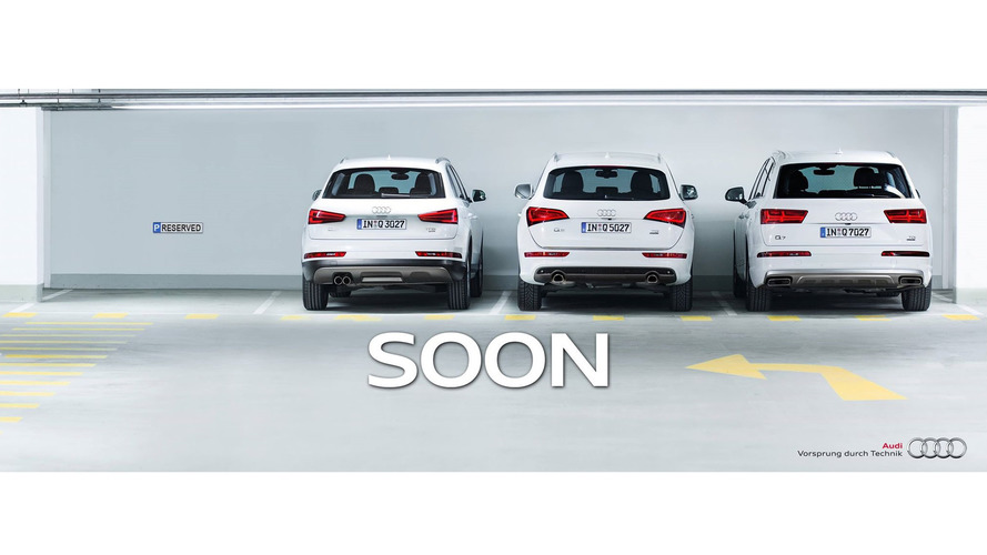 Audi teases fourth Q model, likely Q2