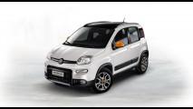 Fiat Panda 4x4 Antartica