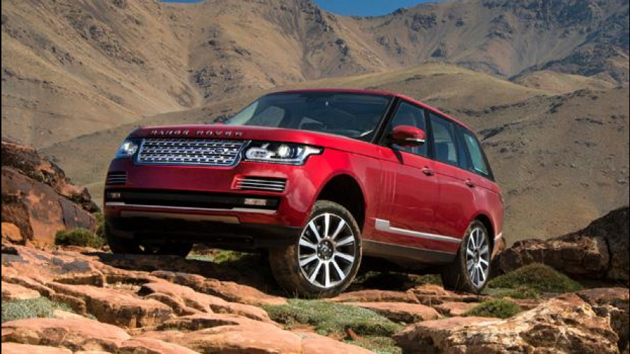 Range Rover e Range Rover Sport MY 2015