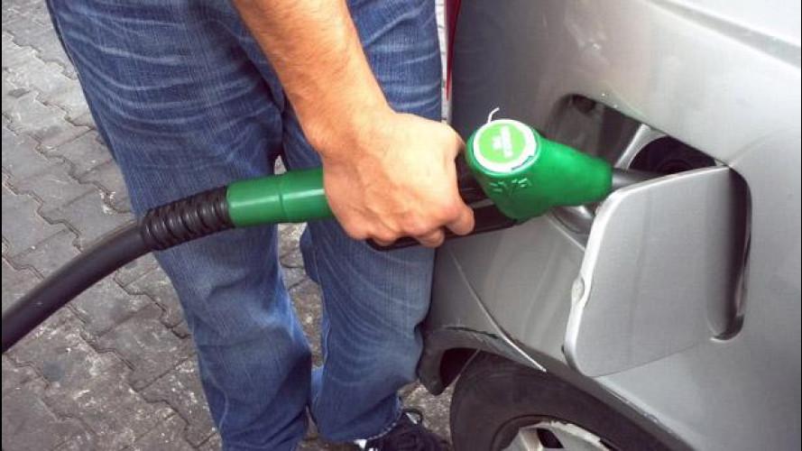 Carburanti: anche qui l'Italia torna indietro