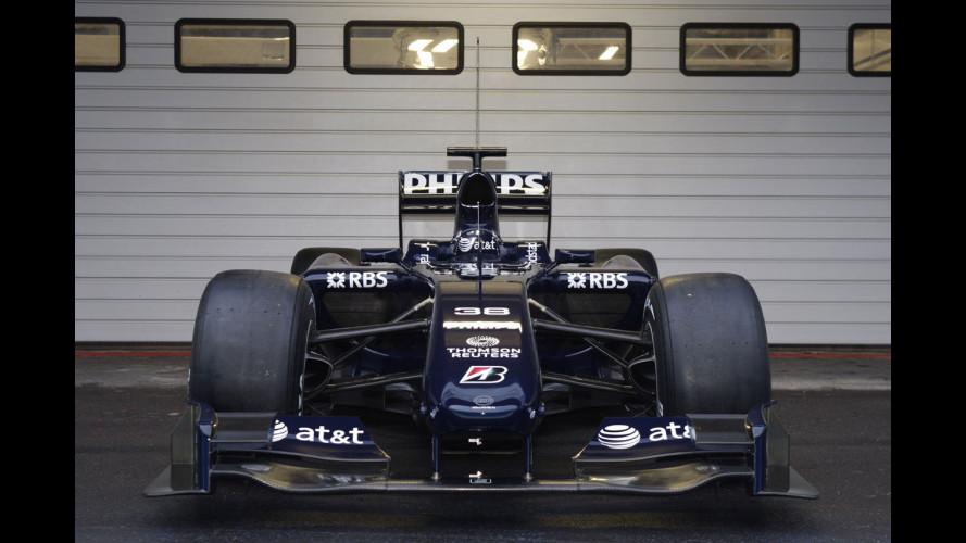 Williams F1 2009: la FW31 debutta in Portogallo
