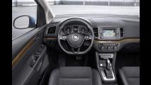 Volkswagen Sharan restyling 2015