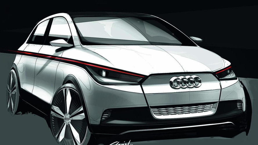 Audi rules out sub-A1 model, but considers larger SUV