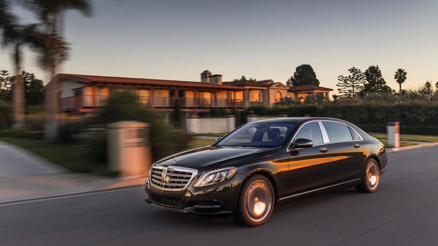 Mercedes-Benz Mercedes-Maybach S-Class