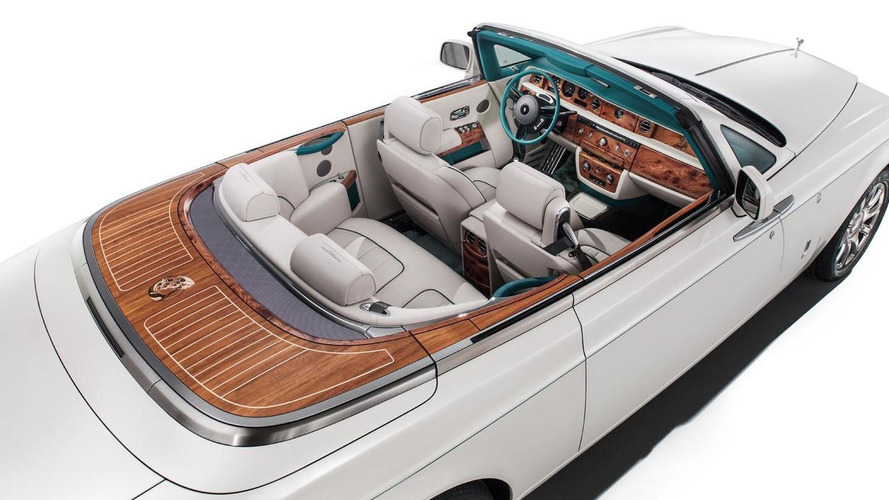 Rolls-Royce Maharaja Phantom Drophead Coupe unveiled