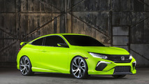 Next generation Honda Civic to spawn warm Type S version